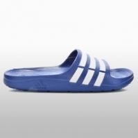 Papuci adidas Duramo Slide albastru G14309 Barbati