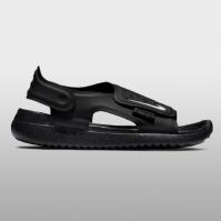 Sandale negre Nike Sunray Adjust 5 AJ9076-001 copii