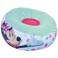Scaun Gonflabil Minnie Mouse 65x65x35 Cm