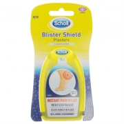 Scholl Large Blister Shield Plasters