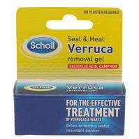 Scholl Seal and Heal Verruca Removal Gel