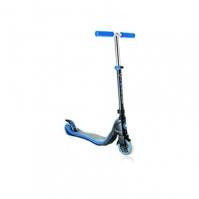 Scooter 125 negru-bleumarin, albastru
