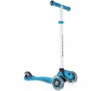Scooter Globber Primo Plus 3 Cu RoȚi - Sky albastru