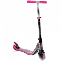 Scooterul Globber Flow 125 Ruby-gri