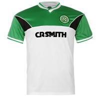 Tricou Deplasare Score Draw Retro Celtic 1985 pentru Barbati