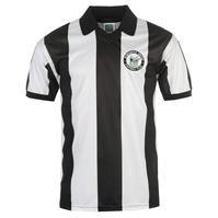 Tricou echipa Score Draw Newcastle United 1980 pentru Barbati