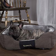 Scruffs Chester Box caine Bed