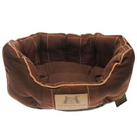 Scruffs Kennel Club Donut Pet Bed
