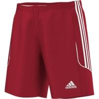 Sorturi adidas SQUADRA13 CZERWONO-BIAE / Z21575 barbati teamwear adidas teamwear