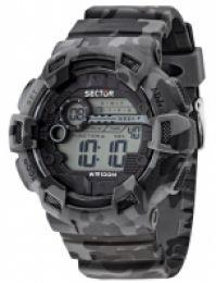 Ceas Sector Mod Ex-19 Dual-time Timer Callendar 1100 Second Chronograph 10 Atm