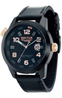 Sector Mod lejer Action Chronograph Or 3h Version 48mm 10 Atm