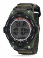 Sector Watches Model Ex - 02 R3251594001 - Movement: Digital - Case: Abs - 48 Mm