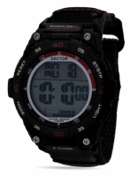 Sector Watches Model Ex - 02 R3251594002 - Movement: Digital - Case: Abs - 48 Mm