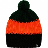 Sepci barbati 4F portocaliu-negru-verde H4Z19 CAM011 43S