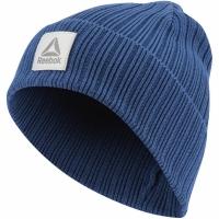 Caciula Beanie Reebok ACT FND Logo Roz OSFM albastru CZ9836