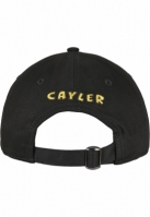 Sepci C&S WL Low Lines Curved negru-mc Cayler and Sons