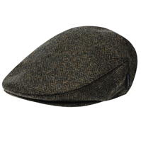 Sepci Jack Murphy Steel Fields Tweed Flat