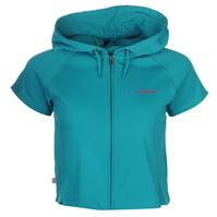 Bluza cu fermoar LA Gear Interlock pentru femei