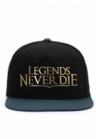 Sepci Legends negru Hands of Gold