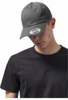 Sepci Low Profile Cotton Twill gri inchis Flexfit