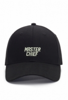 Sepci Master Chief Curved negru-mc Hands of Gold
