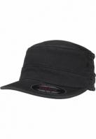 Sepci militare Flexfit Top Gun Garment Washed negru
