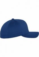 Sepci originale Flexfit Wooly Combed albastru roial