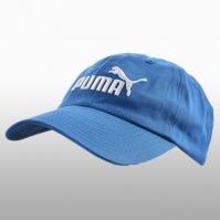 Sapca bumbac albastra Puma Ess Cap Jr Unisex copii