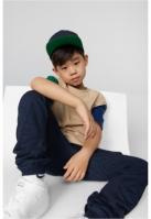 Sepci rap Classic Snapback inchis-bleumarin Flexfit