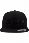 Sepci rap Compton negru-negru Mister Tee