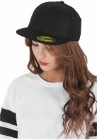 Sepci rap Premium 210 Fitted negru Flexfit