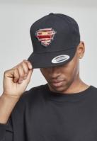Sepci rap Snapback Destroyed Superman negru Merchcode