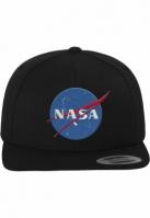 Sepci rap Snapback NASA negru Mister Tee