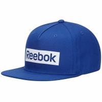 Sepci Reebok Linear Logo OSFM albastru FR8244