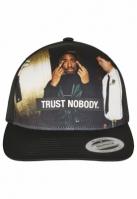 Sepci Retro Trucker Tupac Trust Nobody negru Mister Tee