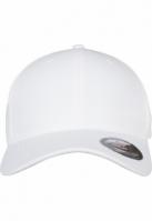 Sepci Sapca Flexfit 3D Hexagon Jersey alb
