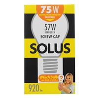 Sepci Solus 57w Screw Halogen Bulb