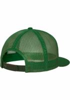 Sepci Trucker verde-alb Flexfit