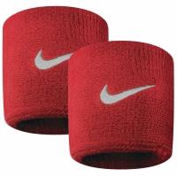 Set 2 Mansete tenis Nike Swoosh rosu NNN04672