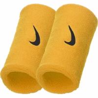Set 2 Nike mansete late tenis Swoosh galben NNN05721