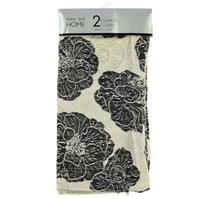 Set 2 perechi Linens and Lace Floral Chen CC 72