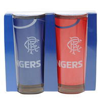 Set 2 Team Tumbler Glasses