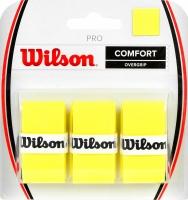 Set 3 Mansete sport WILSON PRO COMFORT OVERGRIP ta / WRZ4014YE