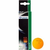Set 3 Mingi de ping pong Donic Elite * portocaliu 608318 barbati