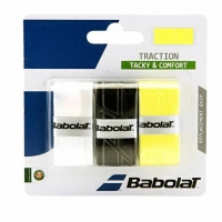 Set 3 Tape Babolat Traction 3 Colors 653043 139362