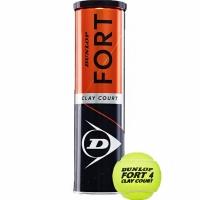 Mergi la Set 4 Mingi de tenis Dunlop Fort zgura Court