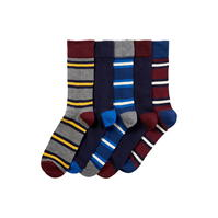Set 5 Howick SK BANDED RUGBY gri One Size