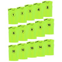 ALBION pack Albion Numbered Bibs