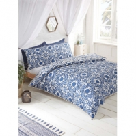 Set Asternuturi Linens and Lace Moroccan Print Cover
