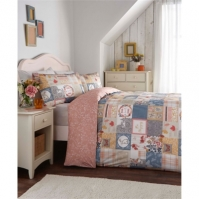 Set Asternuturi Linens and Lace Storybook Patchwork Cover